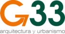 Arquitectura y Urbanismo G33 Arquitectos – Valladolid – España Logo